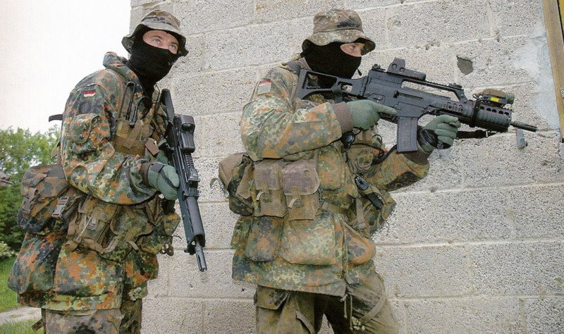 german special forces - photo #2