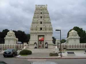 Malibu Hindu Temple, Malibu, California, United States