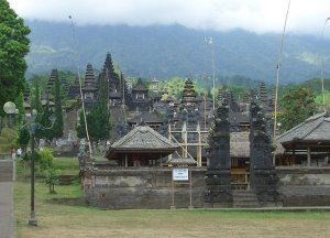 Mother Temple of Besakih, Bali, Indonesia