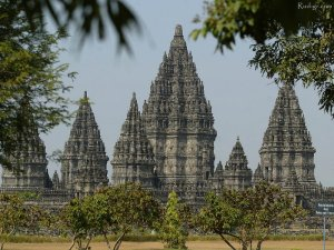 Prambanan Shiva Temple, Central Java, Indonesia