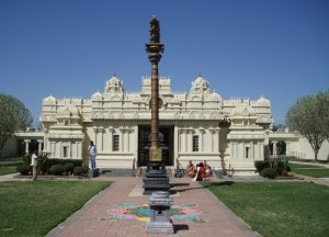 Sri Meenakshi Devasthanam - Pearland, Texas, United States