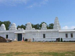 Sri Prasanna Venkateswara Swami Temple, Memphis, Tennessee, United States
