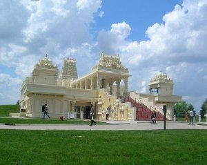 Sri Venkateswara Swami Temple of Greater Chicago - Aurora, Illinois, United States