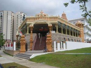Velmurugan Gnana Muneeswarar Temple, Rivervale Crescent Sengkang, Singapore